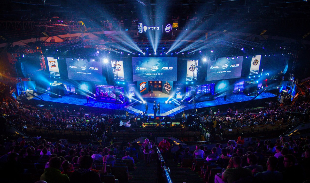 The potential of the e-sports industry (and the people who don't ...